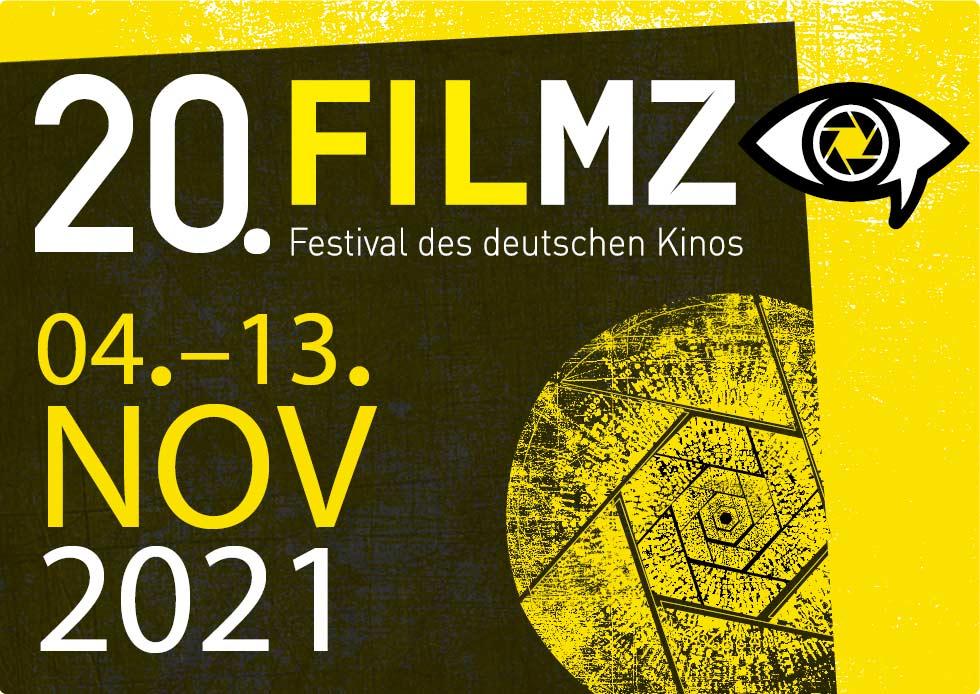 FILMZ - 20. Festival des deutschen Kinos